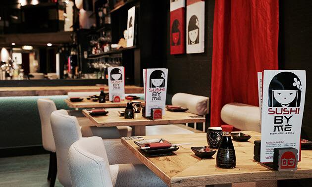 Sushi By Me Deventer
